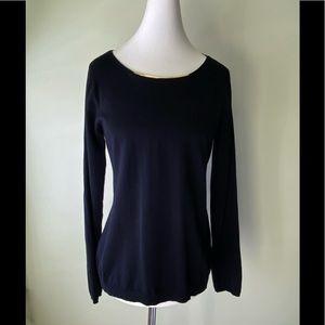 NWT Calvin Klein Black Sweater